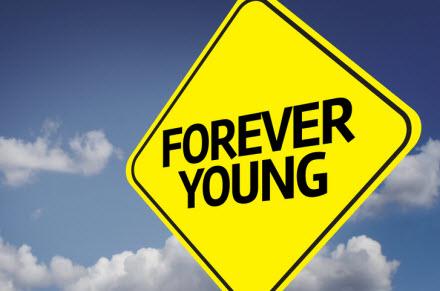 Vuxenpoäng - för evigt ung